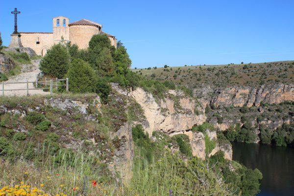 Ermita de San Frutos, Burgomillodo-Carrascal del Río