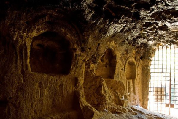 Cueva de los siete Altares, Villaseca-Sepúlveda